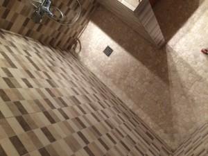Revestimiento de suelo y paredes